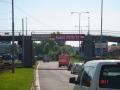 Pronájem reklamní plochy na mostní komunikaci, mostech Ostrava