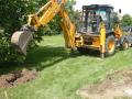 Půjčovna stavebních strojů, zemní práce a demolice