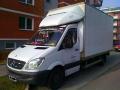 Stěhovací služby, montáže a demontáže nábytku, autodoprava
