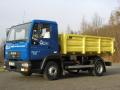 Nákladní doprava, odvoz stavební suti, přeprava materiálů Opava