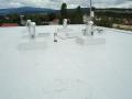 Hydroizolace střechy Dvůr Králové - POPAS Trutnov