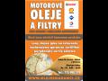 Motorové oleje, filtry, Castrol, Shell, Aral, Total, Ostrava