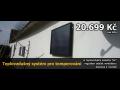 Sluneční elektrárny, solární panely Jižní Čechy