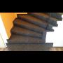 Renovace, obkládka schodišť a schodových stupňů - obklady z PVC, dřeva, vinylu a koberců