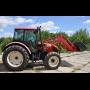 Opravy, servis i prodej nových zemědělských a stavebních strojů a techniky