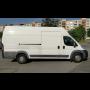 Autodoprava do 3,5 tuny - převoz zboží a materiálu dodávkou Peugeot Boxer v rámci Česka, Slovenska, Rakouska, Polska