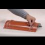 Innodur měděné laminační dekorativní fólie - výroba ochranné fólie na lakované plechy