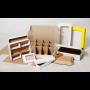 Kartonové mřížky a proložky do krabic - prodej a výroba dle zákazníka