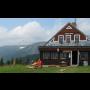 Děčínská bouda - Horská farma na Růžové hoře, ubytování na horách v Krkonoších