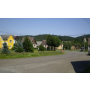 Obec Brod nad Tichou okres Tachov, Kostel svatého Jakuba, Zvonice, hostinec Pod Kaštany