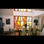 Vitráže a výroba historických skel Tábor, renovace vitráží oken, dveří, nábytku i svítidel