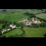 Obec Strýčice, okres České Budějovice, kostel sv. Petra a Pavla, starý mlýn, místní muzeum