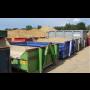 Odvoz a likvidace odpadů, suti, zeminy - dlouhodobý pronájem kontejnerů