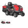 Eshop se zahradními traktory, mulčery SECO - ulehčí sekání zahrad, úklid listí a sněhu