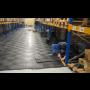 Walastic desky podlahové plastové dílce nejen pro průmyslové haly - pokládka i za provozu