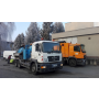 Čištění kanalizací a odpadního potrubí