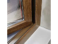 Plastová okna, imitace dřeva plastových oken Zlín