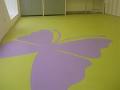 Podlahy vinyl pokládka renovace PVC přírodní linoleum Pardubice