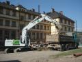 Inženýrské práce vodovod kanalizace plyn elektro Česká Třebová