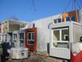 Kontejnerové modulové stavby - školy, školky Zlín