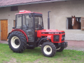 Klimatizace pro vozidla v zemědělství