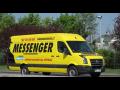 Kurýrní služba MESSENGER - pražská i meziměstská přeprava zásilek