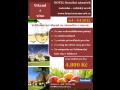Velikonoční pobyt - Velikonoce na Zámečku s vínem 2012