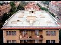 Praha montáž střešních plášťů