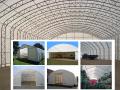 Montované skladovací hangáry, haly, stany Frýdek-Místek