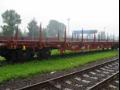 Železniční tuzemská doprava