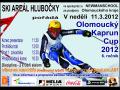 Olomoucký Kaprun Cup 2012, obří slalom Hlubočky