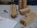 Nabídka pro prodejny - série hand made dřevěného nábytku