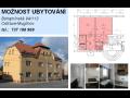 Pronájem ubytování Ostrava centrum, byt 3+1, 2+1