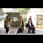 Vozy pro zdravotn� post�en� na voz�ku - p�estavba vozidel v�etn� �prav pro ZTP Kladno