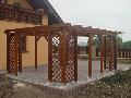 Přestavby rekonstrukce interiérů podkroví Liberec zámková dlažba