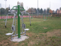 Outdoor fitness, Brno