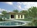 Levné rodinné domy, stavba úsporného bydlení AP stavby