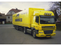 Internationaler LkW-Transport