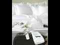 V�roba hotelov� textil povle�en� stoln� pr�dlo l�koviny frot�