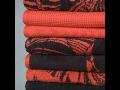 Výroba kvalitní froté ručníky osušky župany froté pro děti VEBA