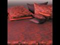 Výroba kvalitní ložní povlečení damaškové luxusní saténové VEBA