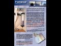 Filtry na �pravu vody, vodn� filtry Pardubice, Nov� Byd�ov filtr
