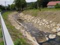 Regulace vodn�ch tok�, hrazen� byst�in