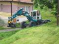Práce v lesnictví , regulace vodních toků