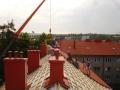 Rekonstrukce, oprava střechy, Zlínský kraj, Praha