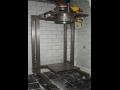 Plošinové paletové pásové pytlovací průtočné váhy Pardubice