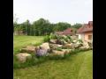Založení trávníků, terénní úpravy zahrad Praha
