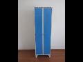 Bazarové šatní skříňky-výprodej skladu