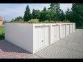 Rychlá stavba garáží - garáže za hodinu