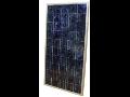 Výroba solární články, světelné senzory, fotovoltaické panely